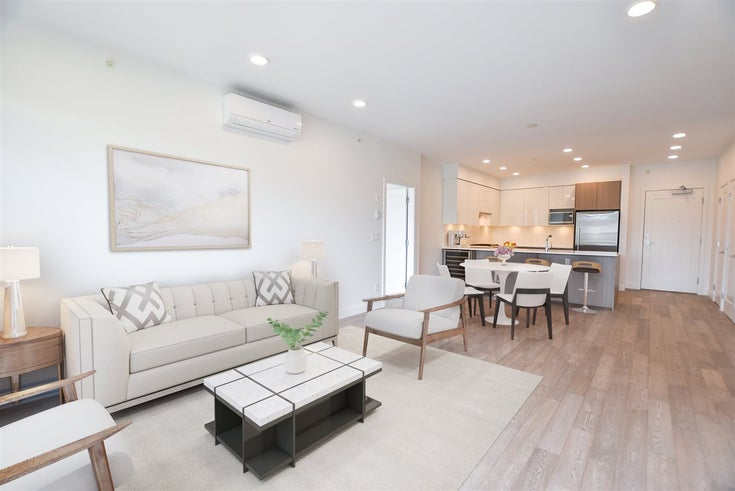 401 3971 HASTINGS STREET - Vancouver Heights Apartment/Condo for sale, 2 Bedrooms (R2471878)