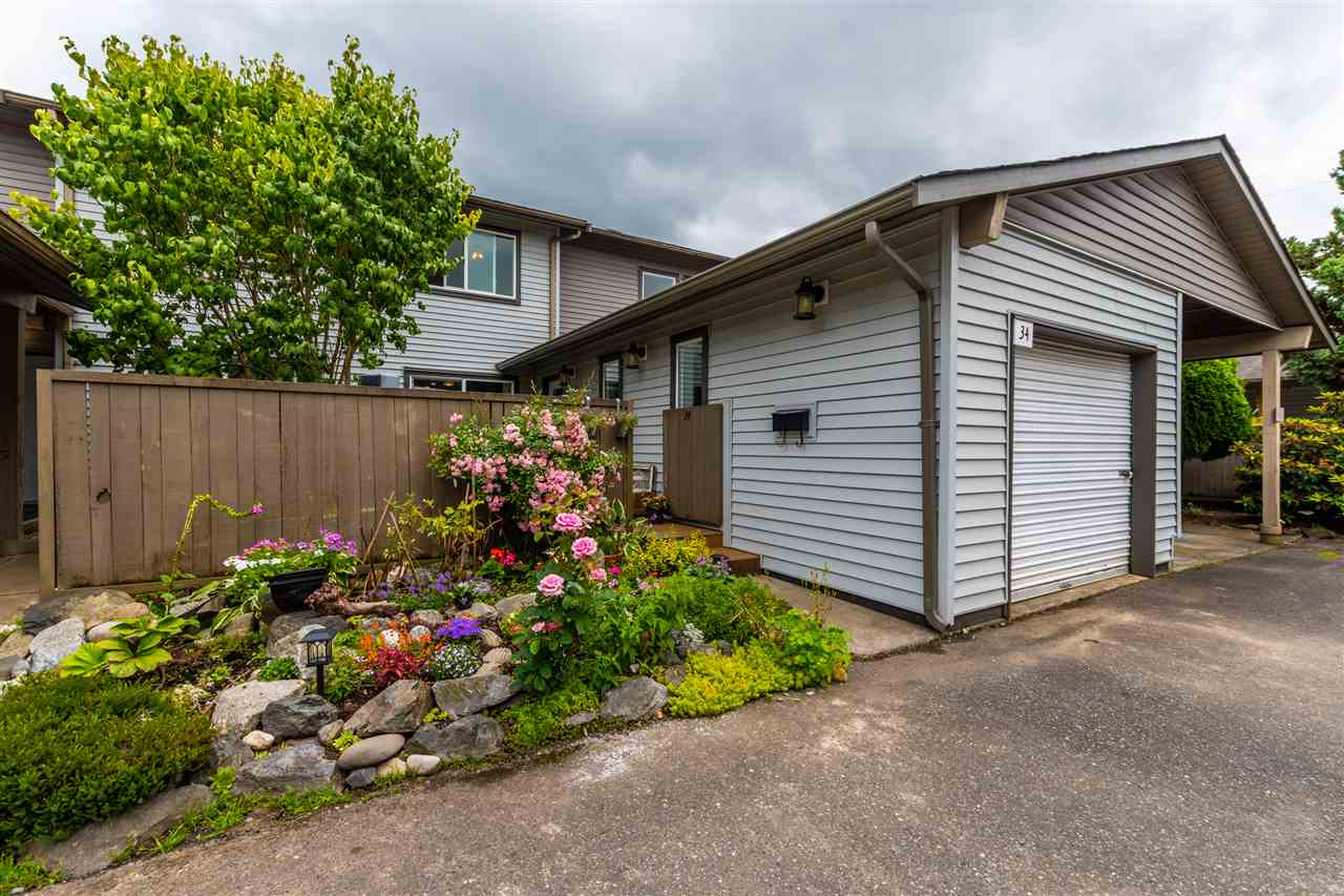 34 46689 FIRST AVENUE - Chilliwack E Young-Yale Townhouse for sale, 3 Bedrooms (R2471968)