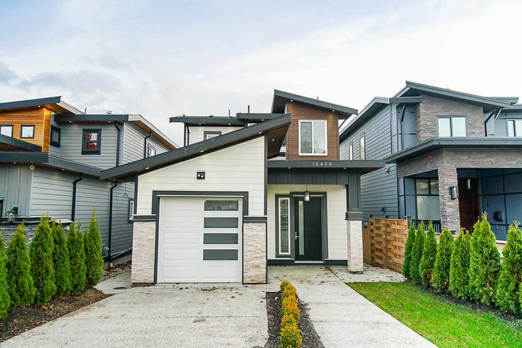 15456 RUSSELL AVENUE - White Rock House/Single Family for sale, 4 Bedrooms (R2471976)