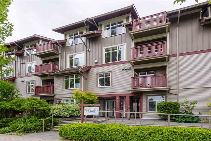 201 4272 ALBERT STREET - Vancouver Heights Apartment/Condo for sale, 1 Bedroom (R2472051)
