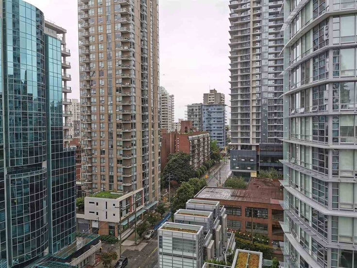 1402 789 DRAKE STREET - Downtown VW Apartment/Condo for sale, 2 Bedrooms (R2472062)