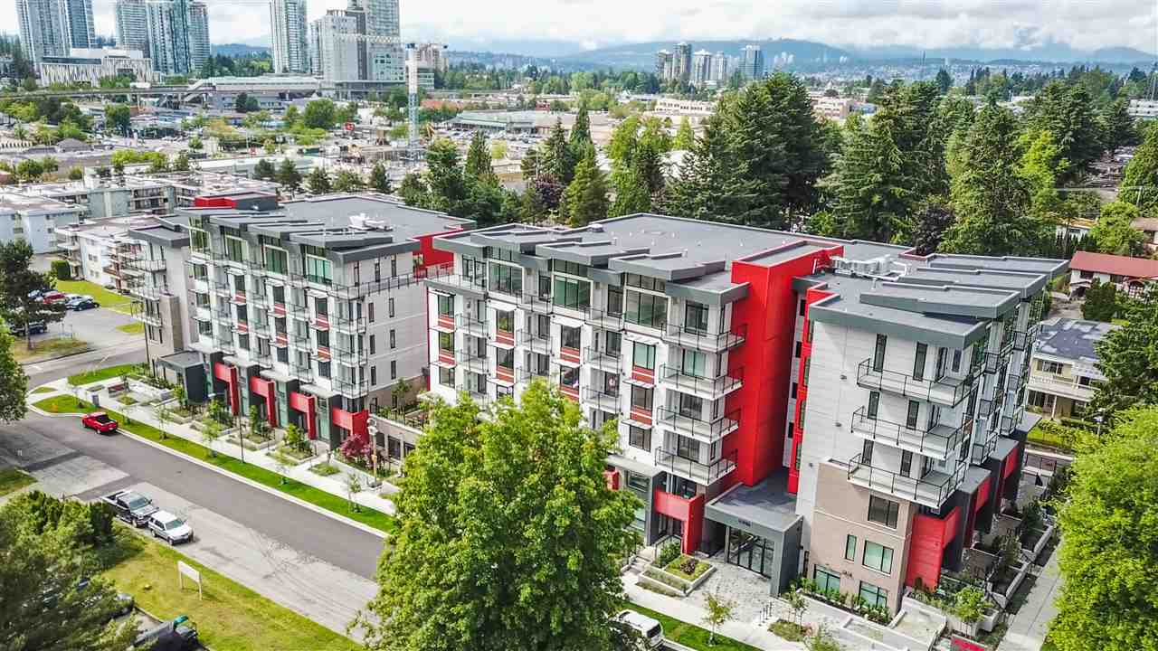 302 13799 101 AVENUE - Whalley Apartment/Condo for sale, 1 Bedroom (R2472154)