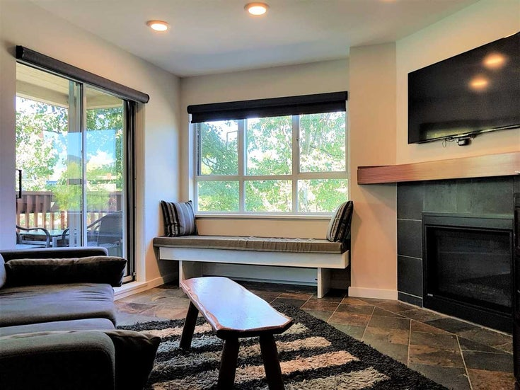 254 4340 LORIMER ROAD - Whistler Village Apartment/Condo for sale, 1 Bedroom (R2472162)