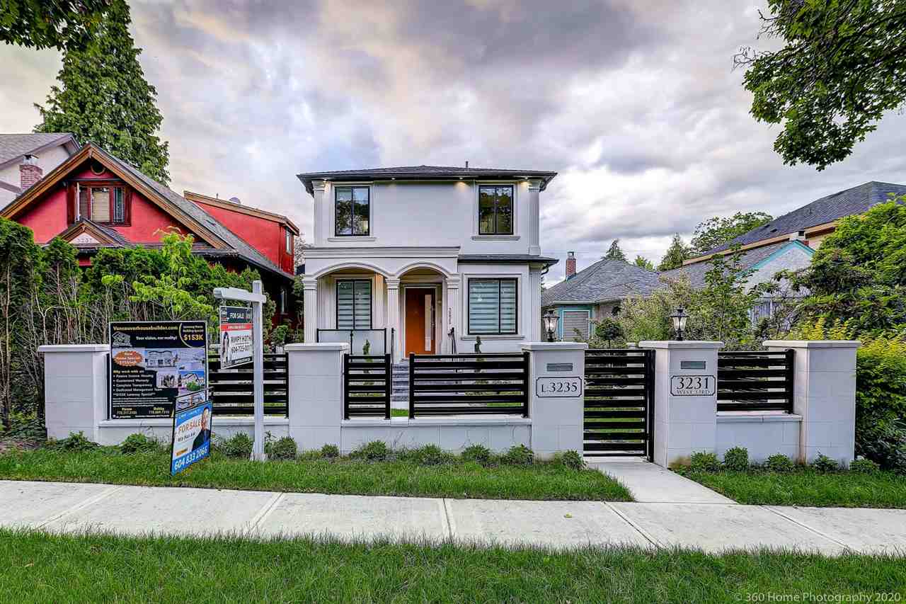 3231 W 33RD AVENUE - MacKenzie Heights House/Single Family for sale, 8 Bedrooms (R2472170)