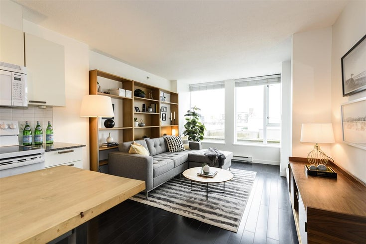 905 550 TAYLOR STREET - Downtown VW Apartment/Condo for sale, 1 Bedroom (R2472299)