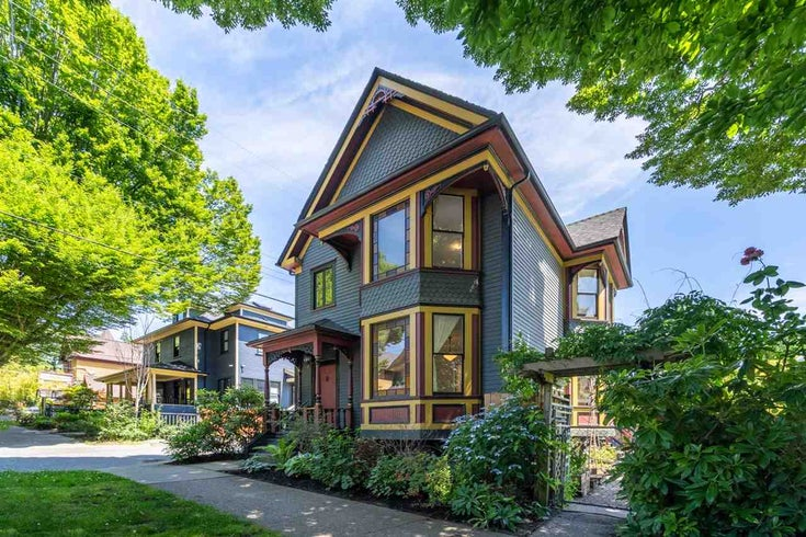 630 PRINCESS AVENUE - Strathcona House/Single Family for sale, 3 Bedrooms (R2472376)