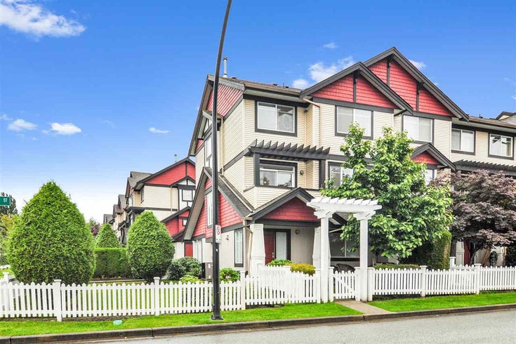 4 7168 179 STREET - Cloverdale BC Townhouse for sale, 3 Bedrooms (R2472432)