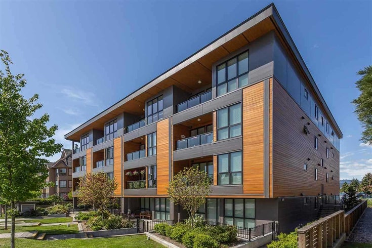 102 2267 PITT RIVER ROAD - Central Pt Coquitlam Apartment/Condo for sale, 2 Bedrooms (R2472489)