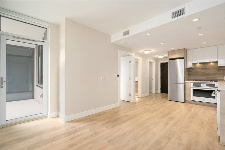 1206 8533 RIVER DISTRICT CROSSING - South Marine Apartment/Condo for sale, 1 Bedroom (R2472491)