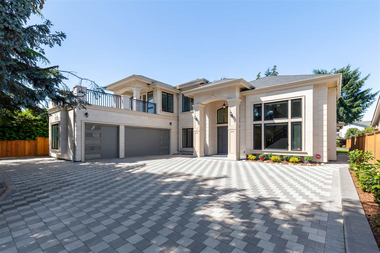 8631 SAUNDERS ROAD - Saunders House/Single Family for sale, 5 Bedrooms (R2472495)
