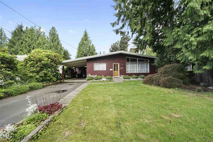 3123 BAIRD ROAD - Lynn Valley House/Single Family for sale, 3 Bedrooms (R2472552)