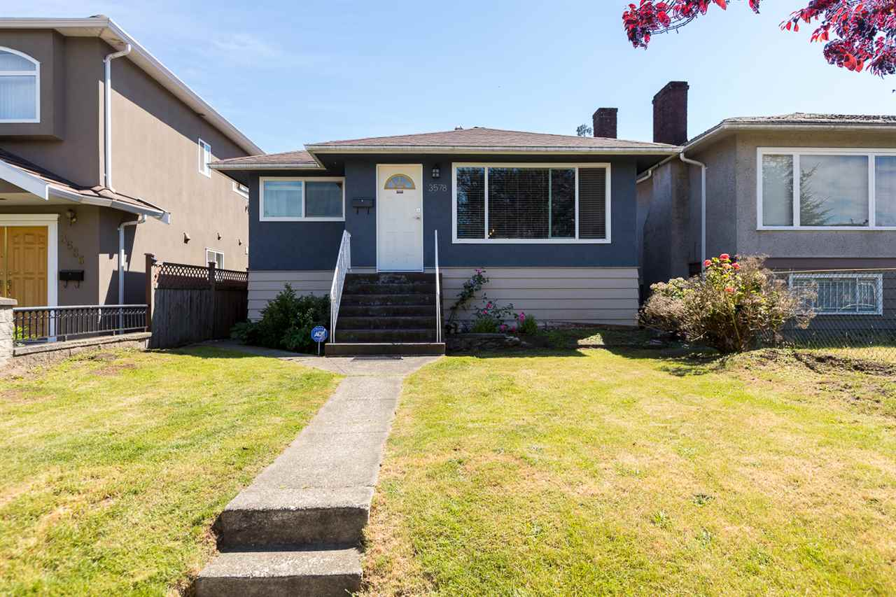 3578 E 24TH AVENUE - Renfrew Heights House/Single Family for sale, 5 Bedrooms (R2472589)
