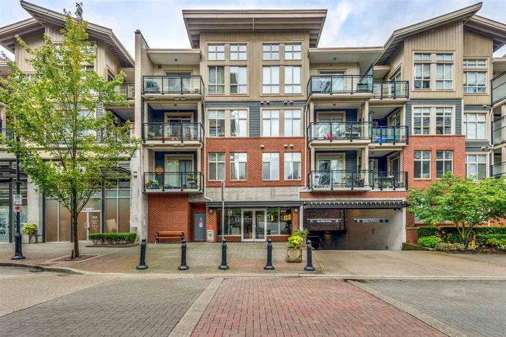 412 101 MORRISSEY ROAD - Port Moody Centre Apartment/Condo for sale, 2 Bedrooms (R2472605)