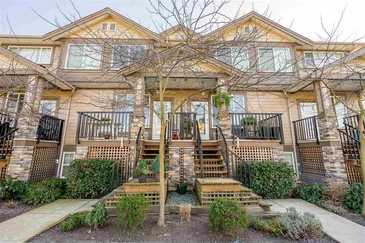 8 18818 71 AVENUE - Clayton Townhouse for sale, 4 Bedrooms (R2472611)