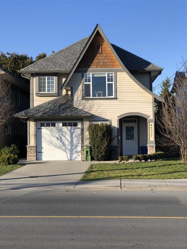 46337 CHILLIWACK CENTRAL ROAD - Chilliwack E Young-Yale House/Single Family for sale, 4 Bedrooms (R2472626)