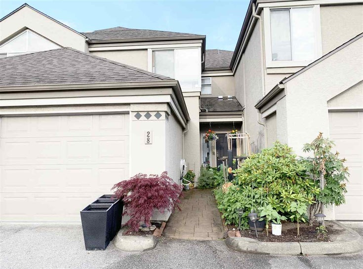 28 9800 KILBY DRIVE - West Cambie Townhouse for sale, 3 Bedrooms (R2472654)