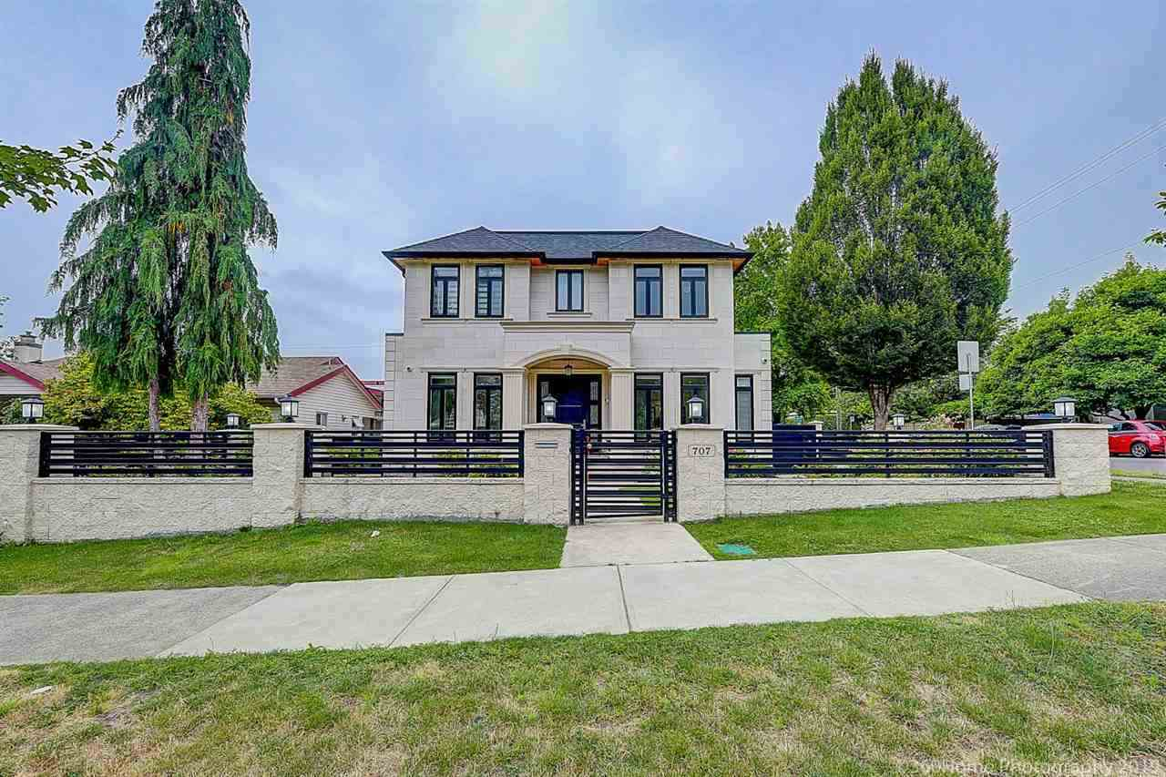 707 W 28TH AVENUE - Cambie House/Single Family for sale, 5 Bedrooms (R2472668)