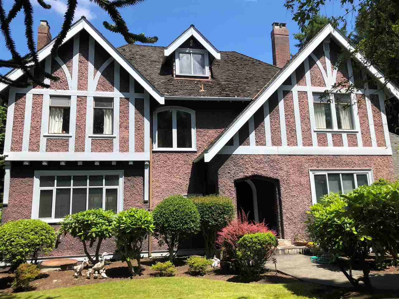 1663 AVONDALE AVENUE - Shaughnessy House/Single Family for sale, 4 Bedrooms (R2472751)