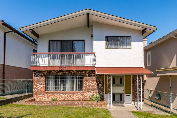 3503 TANNER STREET - Collingwood VE House/Single Family for sale, 5 Bedrooms (R2472766)