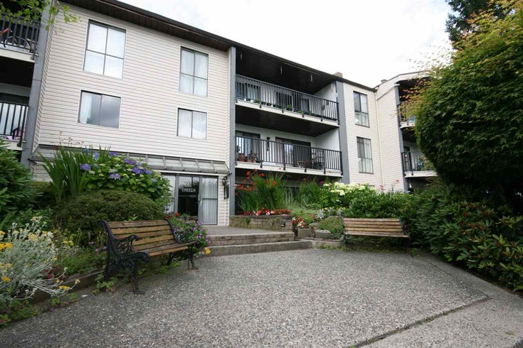 206 9952 149 STREET - Guildford Apartment/Condo for sale, 1 Bedroom (R2472795)