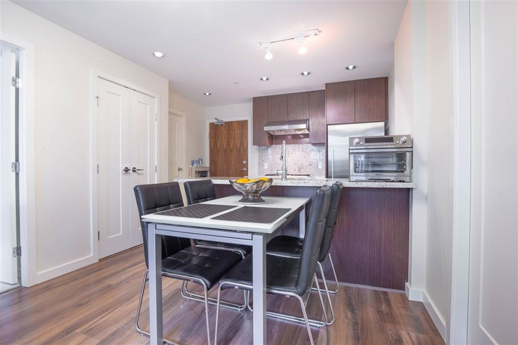 515 8633 CAPSTAN WAY - West Cambie Apartment/Condo for sale, 2 Bedrooms (R2472828)