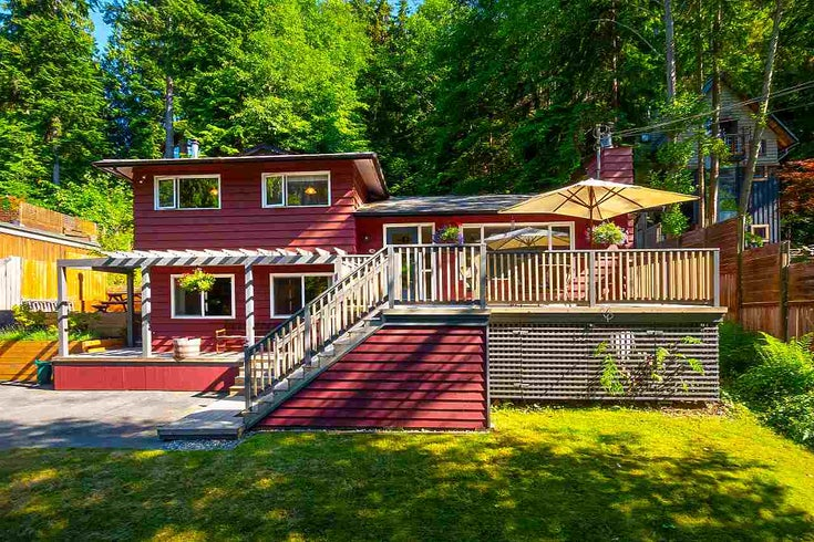 1221 ADAMS ROAD - Bowen Island House/Single Family for sale, 3 Bedrooms (R2472858)
