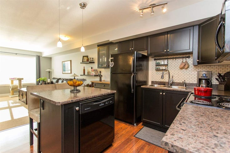 202 30525 CARDINAL AVENUE - Abbotsford West Apartment/Condo for sale, 1 Bedroom (R2472892)