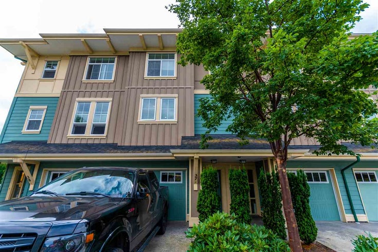 37 45290 SOOWAHLIE CRESCENT - Vedder S Watson-Promontory Townhouse for sale, 3 Bedrooms (R2472963)