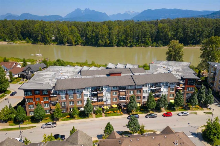 309 23215 BILLY BROWN ROAD - Fort Langley Apartment/Condo for sale, 2 Bedrooms (R2472976)