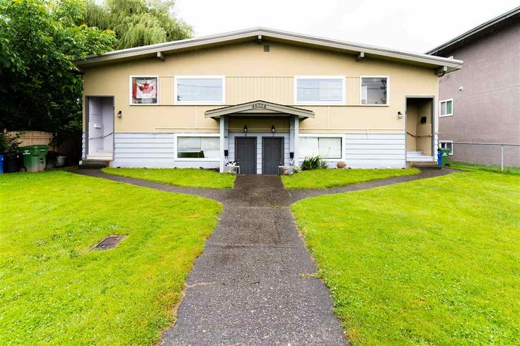 46324 MARGARET AVENUE - Chilliwack E Young-Yale Fourplex for sale, 8 Bedrooms (R2473046)