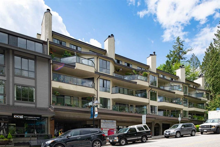 304 4323 GALLANT AVENUE - Deep Cove Apartment/Condo for sale, 2 Bedrooms (R2473097)