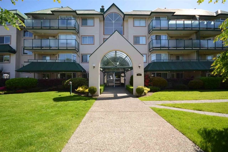 110 2958 TRETHEWEY STREET - Abbotsford West Apartment/Condo for sale, 2 Bedrooms (R2473130)