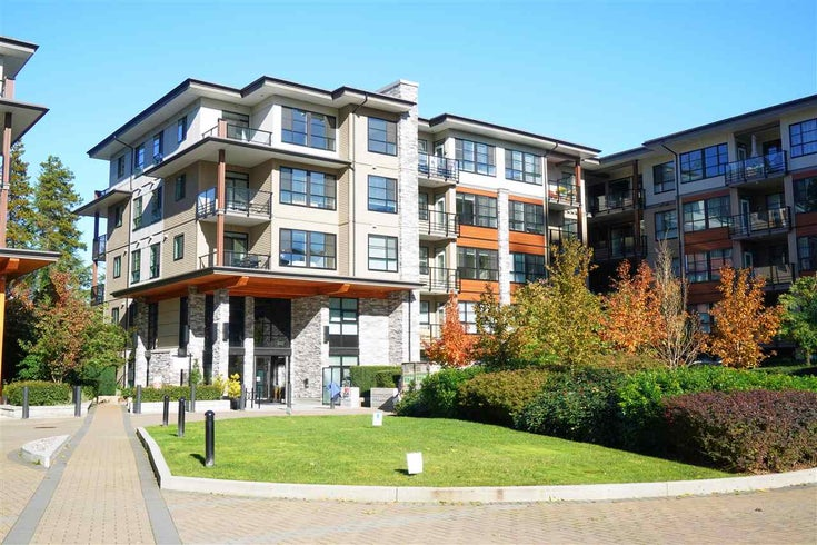 315 1152 WINDSOR MEWS - Central Coquitlam Apartment/Condo for sale, 2 Bedrooms (R2473138)