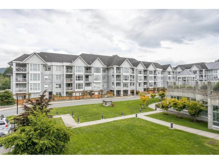 401 3142 ST JOHNS STREET - Port Moody Centre Apartment/Condo for sale, 1 Bedroom (R2473184)
