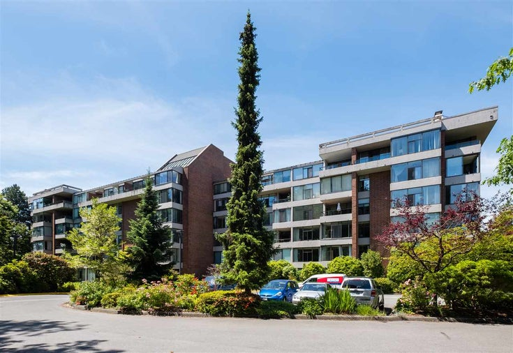 307 4101 YEW STREET - Quilchena Apartment/Condo for sale, 1 Bedroom (R2473239)