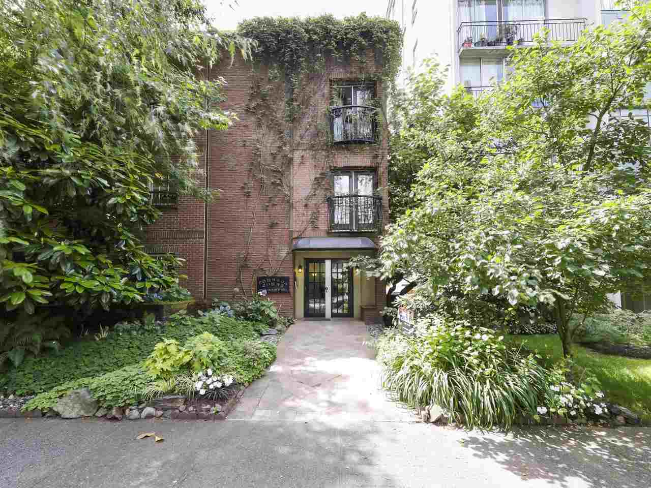 213 1940 BARCLAY STREET - West End VW Apartment/Condo for sale(R2473241)