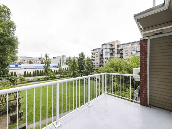 308 2628 YEW STREET - Kitsilano Apartment/Condo for sale, 2 Bedrooms (R2473247)