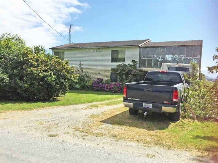 8468 THOMPSON ROAD - Dewdney Deroche House with Acreage for sale, 2 Bedrooms (R2473294)