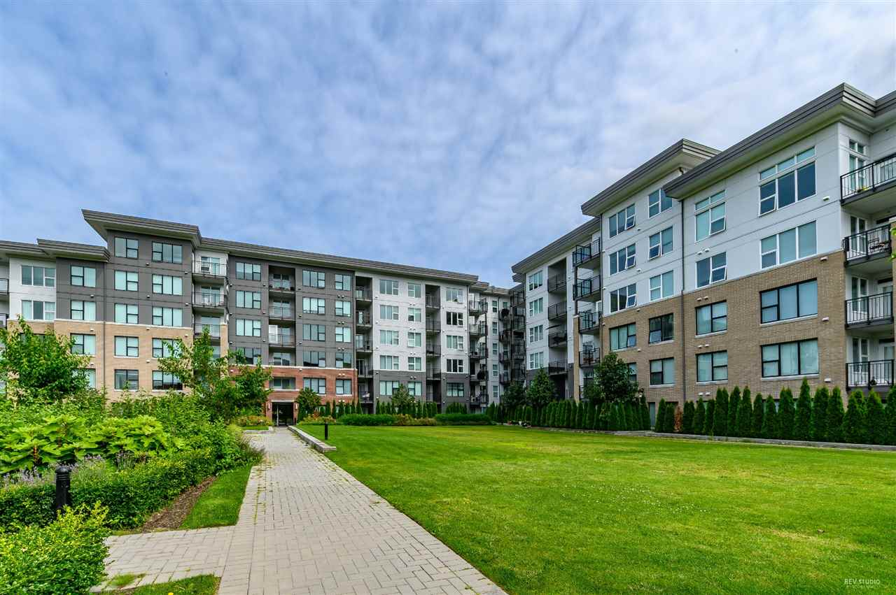 611 9388 TOMICKI AVENUE - West Cambie Apartment/Condo for sale, 1 Bedroom (R2473377)