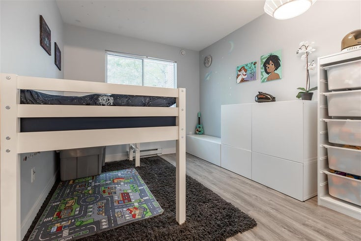 208 1009 HOWAY STREET - Uptown NW Apartment/Condo for sale, 2 Bedrooms (R2473381)