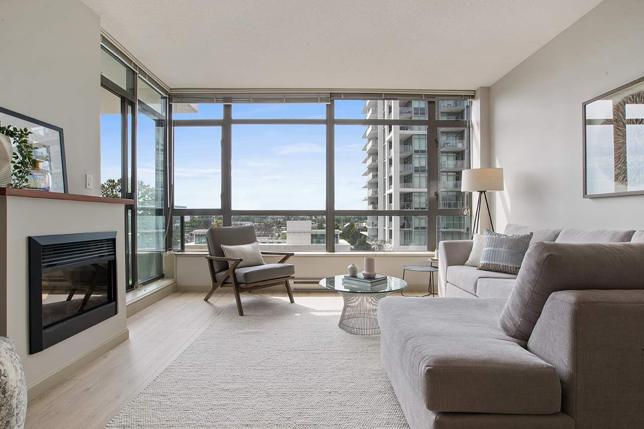 508 4132 HALIFAX STREET - Brentwood Park Apartment/Condo for sale, 1 Bedroom (R2473395)