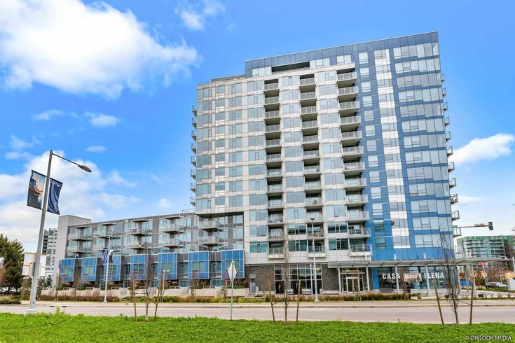 1607 5233 GILBERT ROAD - Brighouse Apartment/Condo for sale, 1 Bedroom (R2473509)