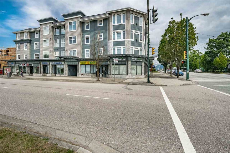 205 1011 W KING EDWARD AVENUE - Shaughnessy Apartment/Condo for sale, 1 Bedroom (R2473523)