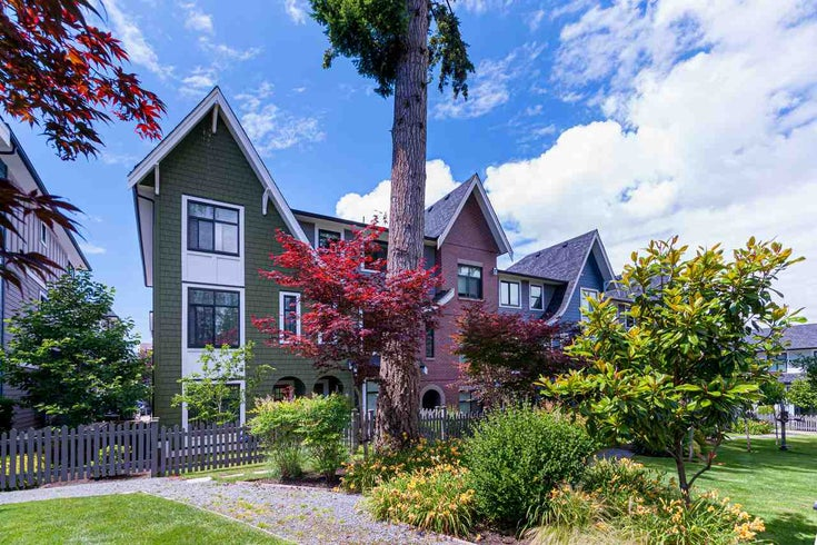 6 2888 156 STREET - Grandview Surrey Townhouse for sale, 4 Bedrooms (R2473538)