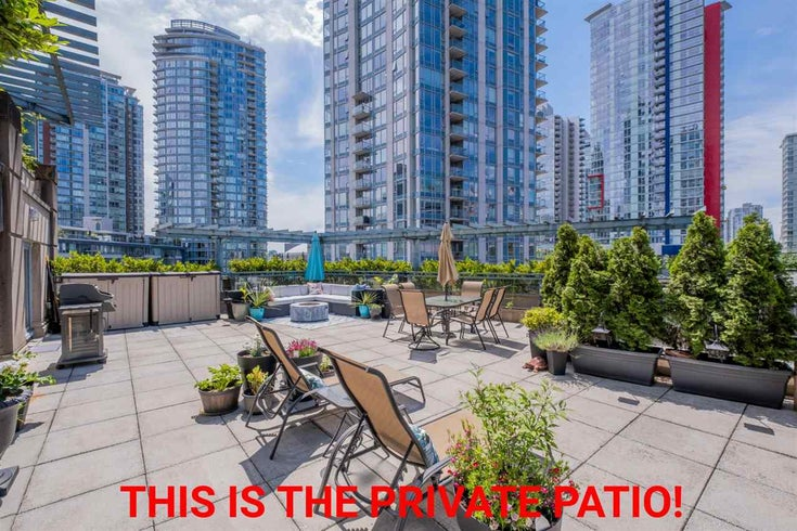 504 183 KEEFER PLACE - Downtown VW Apartment/Condo for sale, 2 Bedrooms (R2473570)