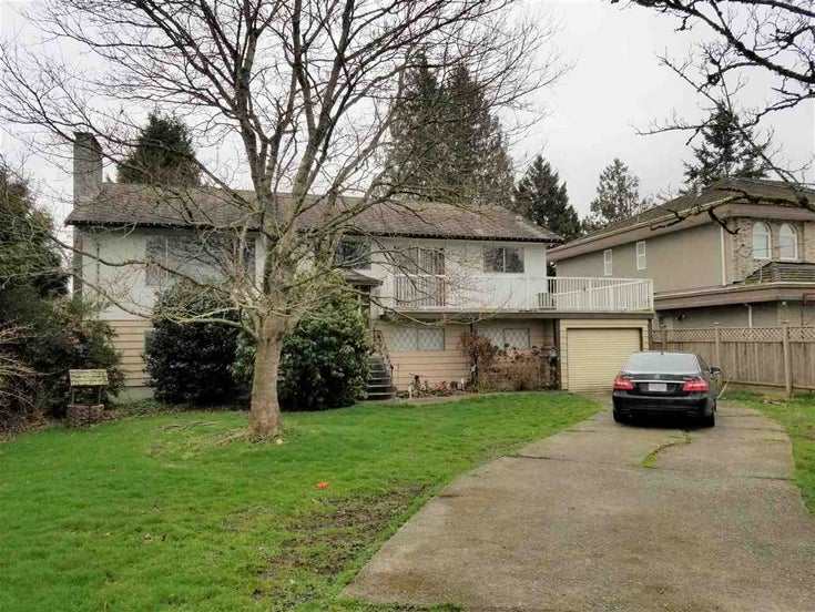 7320 RAILWAY AVENUE - Granville House/Single Family for sale, 3 Bedrooms (R2473590)