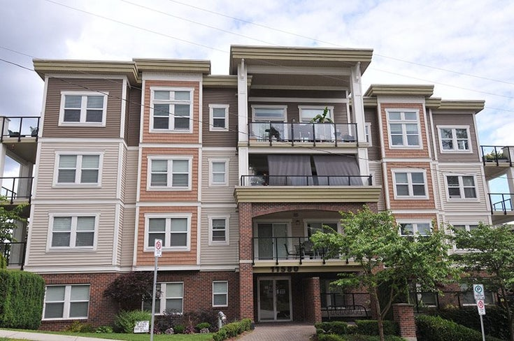 108 11580 223 STREET - West Central Apartment/Condo for sale, 1 Bedroom (R2473602)
