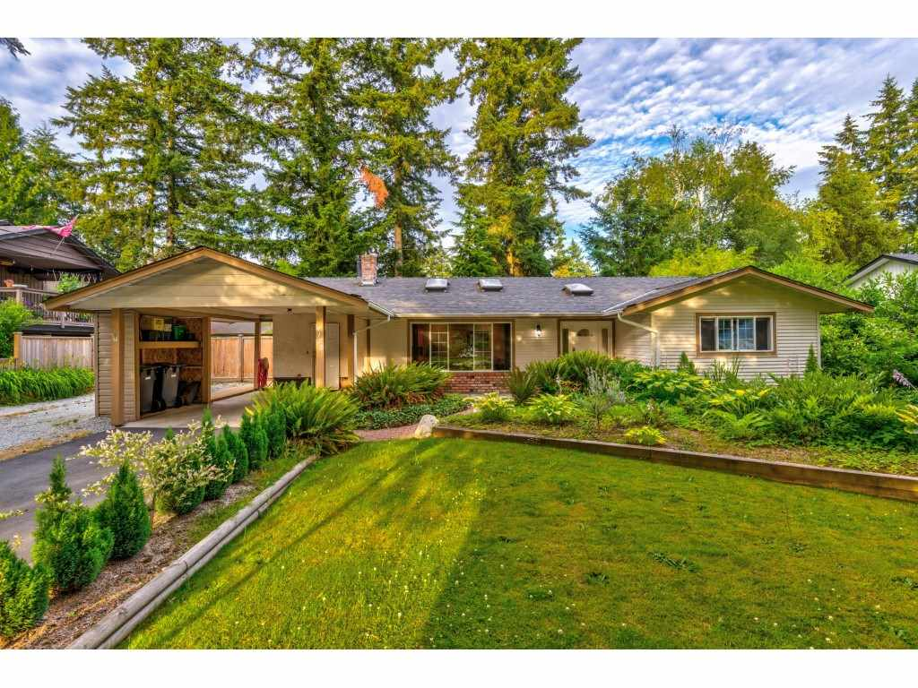 4132 204B STREET - Brookswood Langley House/Single Family for sale, 3 Bedrooms (R2473692) - #1