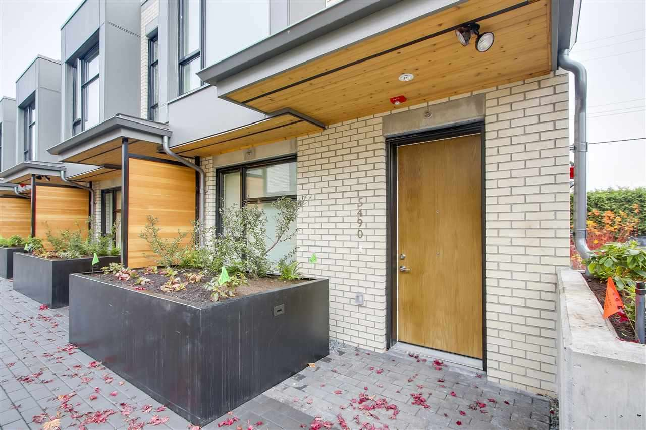 5490 OAK STREET - Cambie Townhouse for sale, 3 Bedrooms (R2473770)