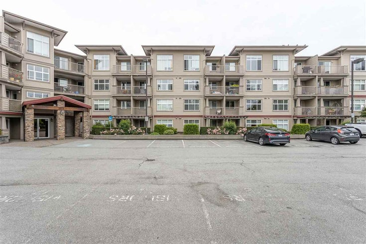 315 2515 PARK DRIVE - Abbotsford East Apartment/Condo for sale, 1 Bedroom (R2473786)